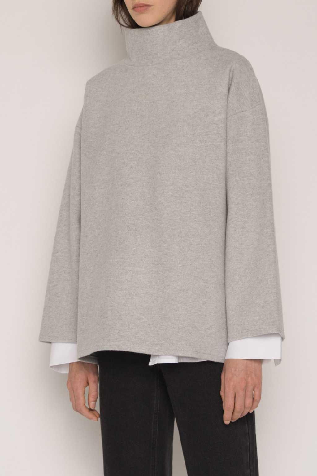Sweater 1640 Gray 2
