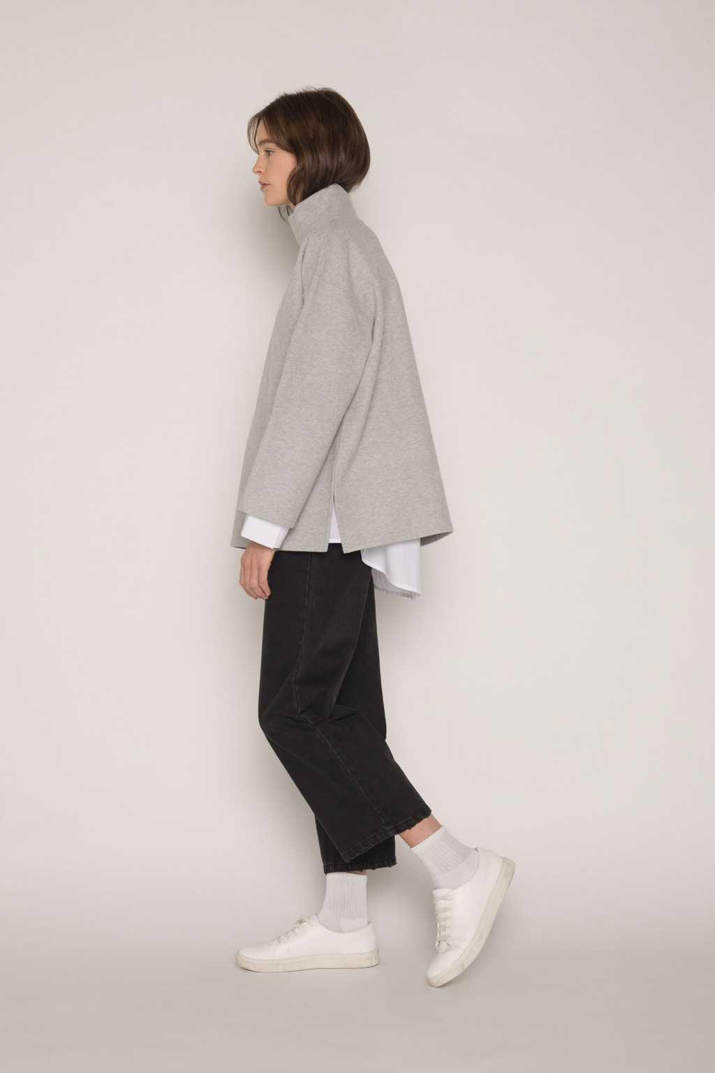 Sweater 1640 Gray 3