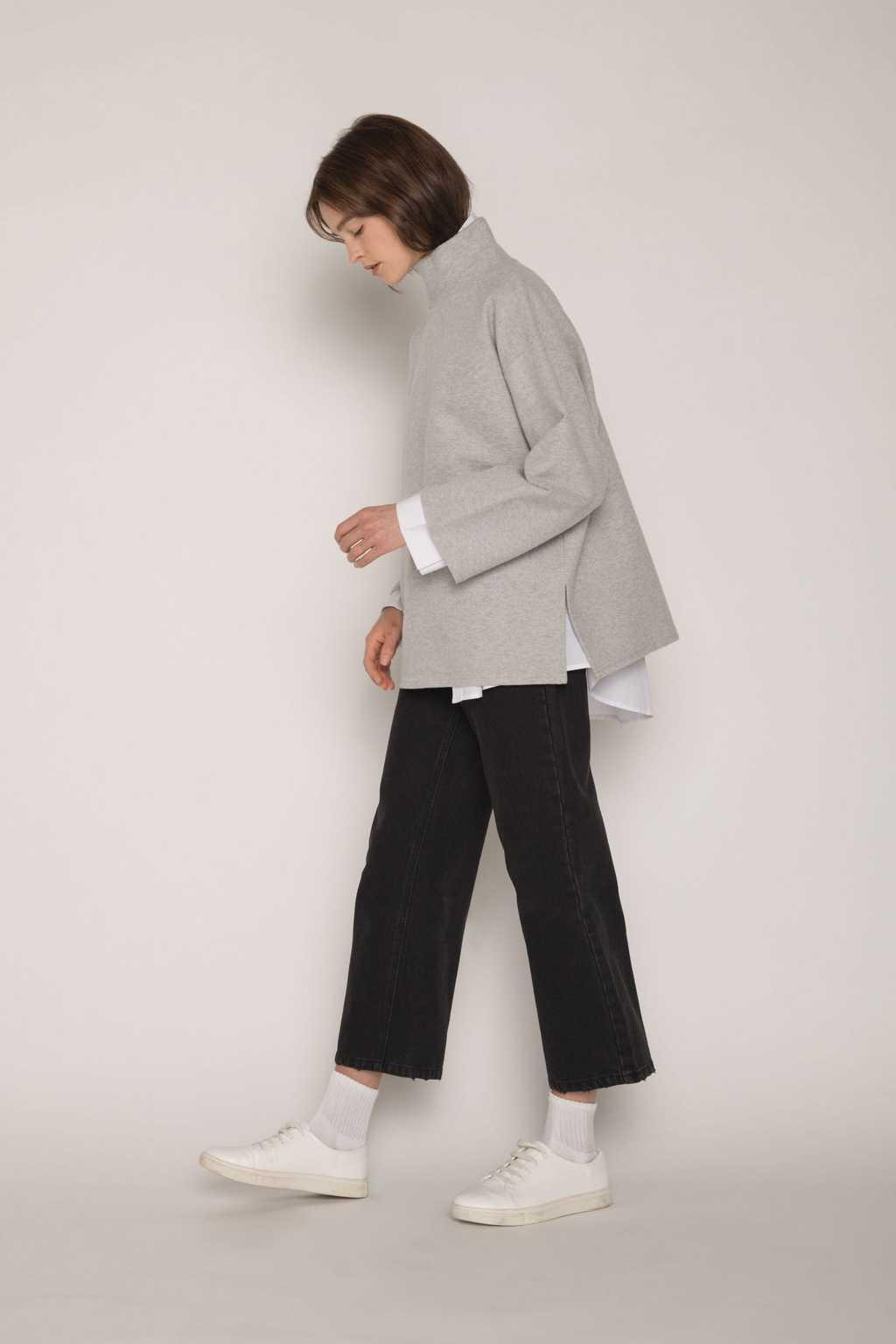 Sweater 1640 Gray 4