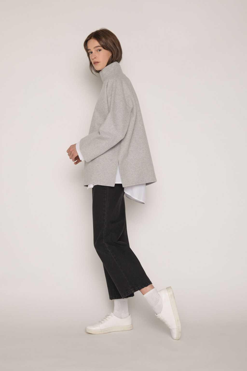 Sweater 1640 Gray 5
