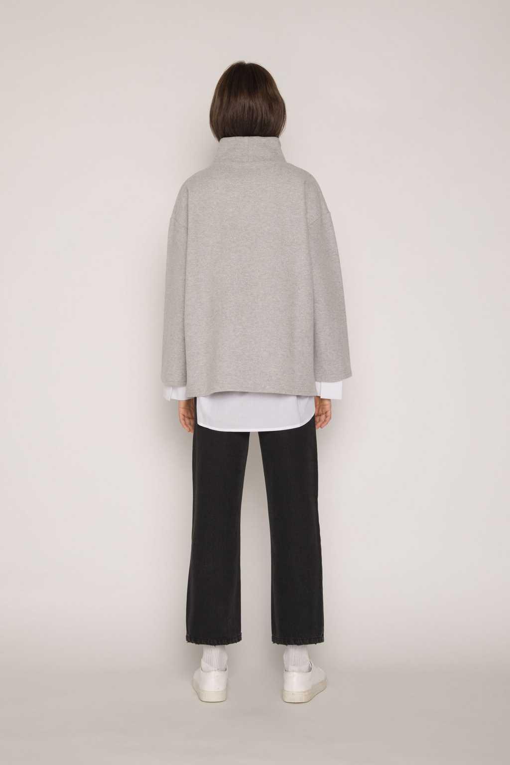 Sweater 1640 Gray 6