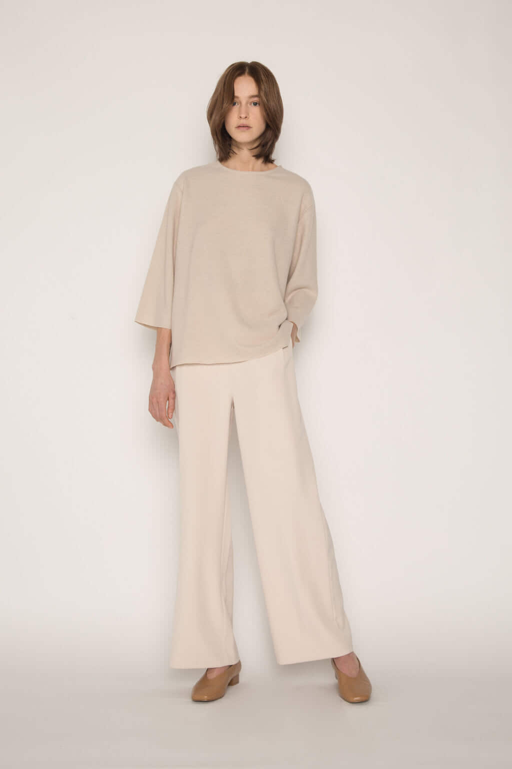 Sweater 1641 Oatmeal 1
