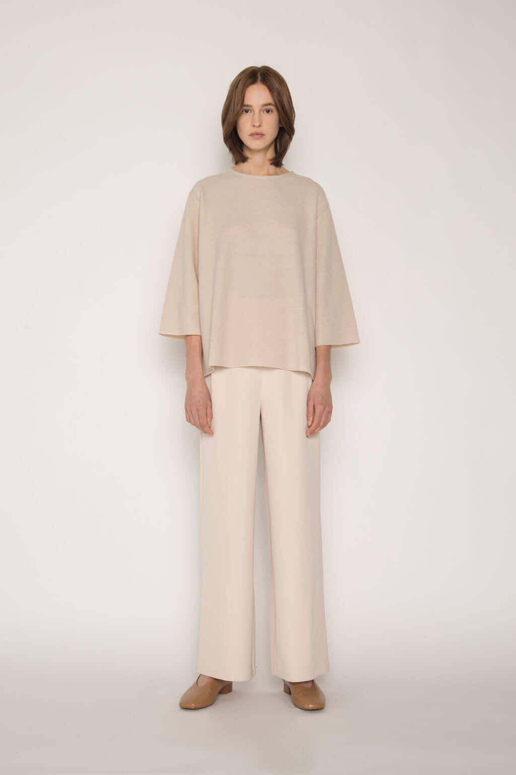 Sweater 1641 Oatmeal 2