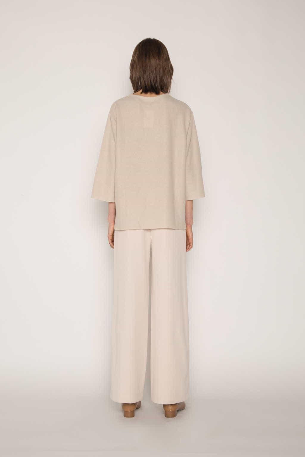 Sweater 1641 Oatmeal 4
