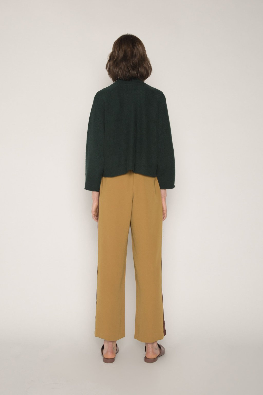 Sweater 1741 Forest Green 4