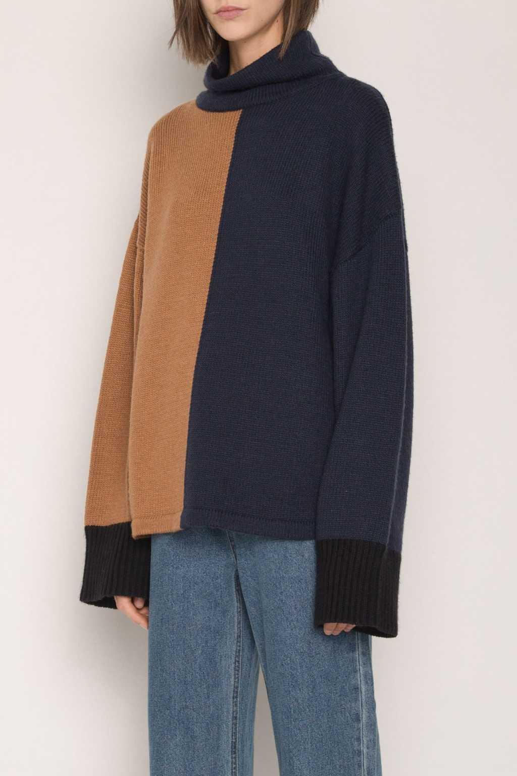 Sweater 1745 Navy 2