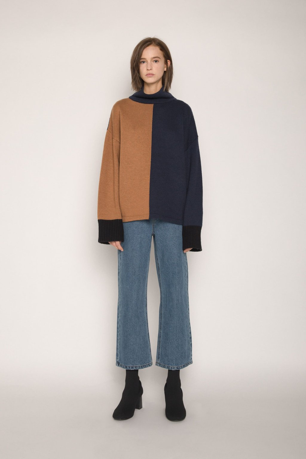 Sweater 1745 Navy 3