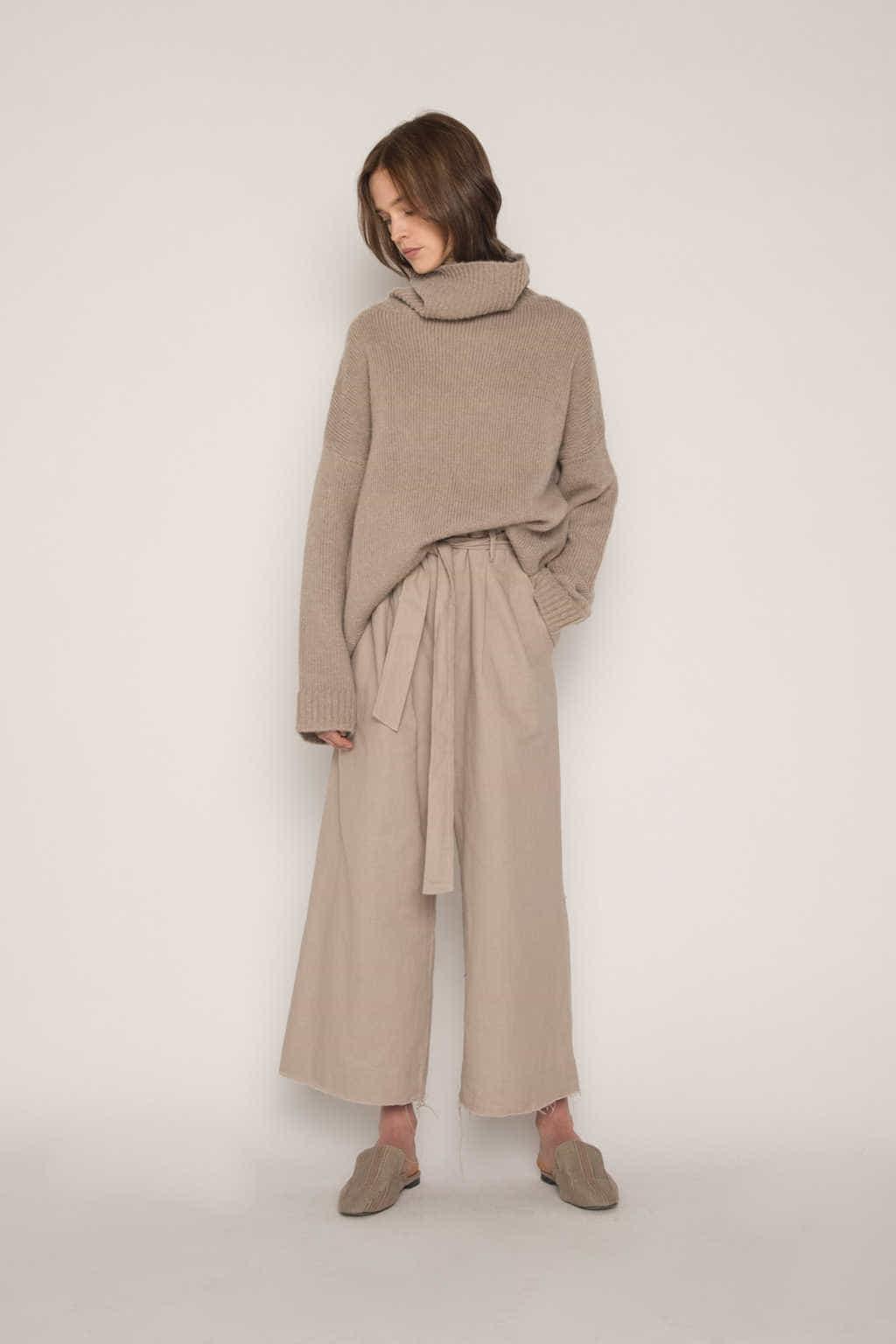 Sweater 1782 Beige 2