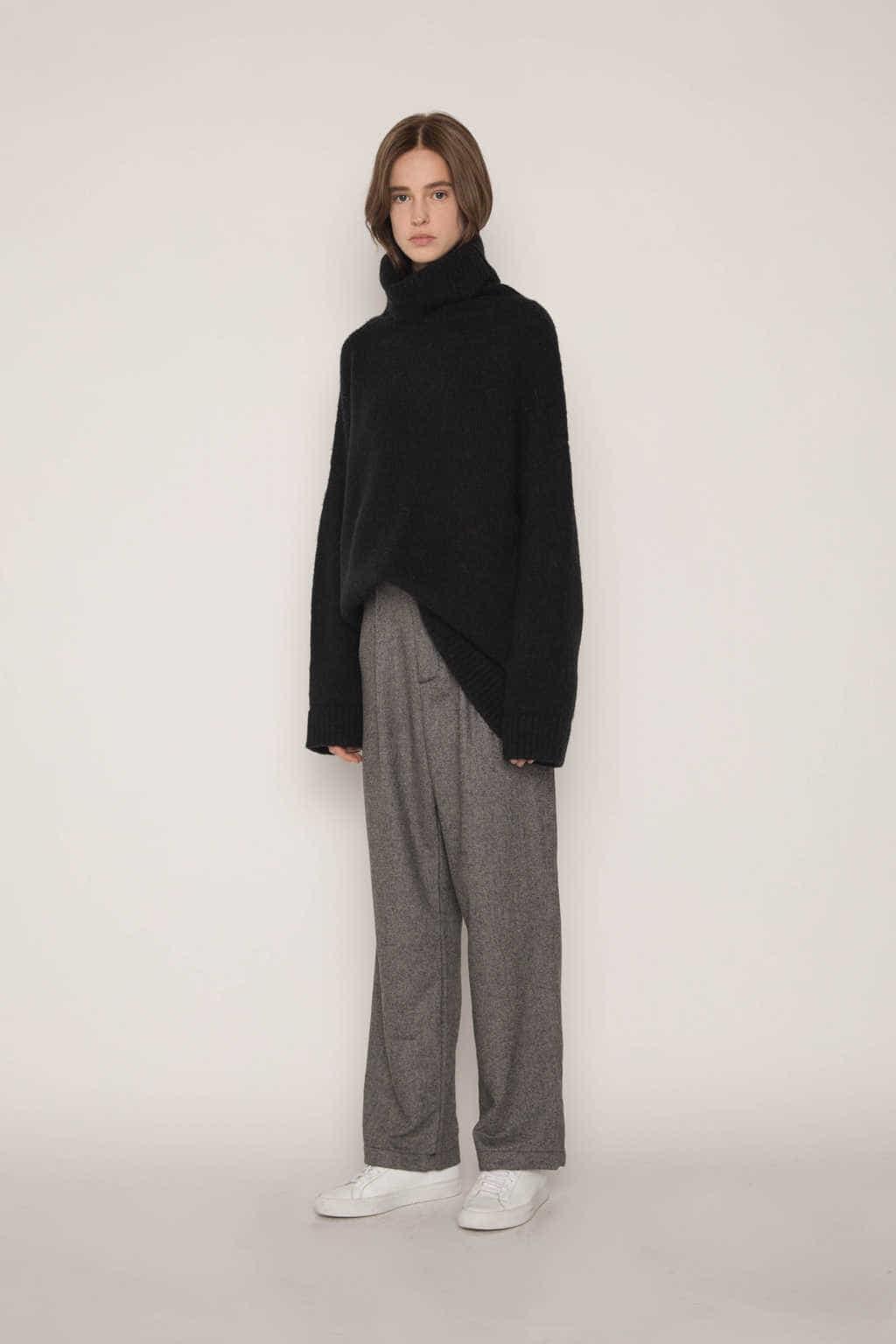 Sweater 1782 Black 6