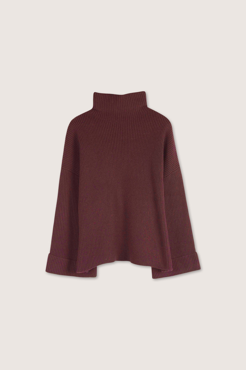 Sweater 1828 Burgundy 11