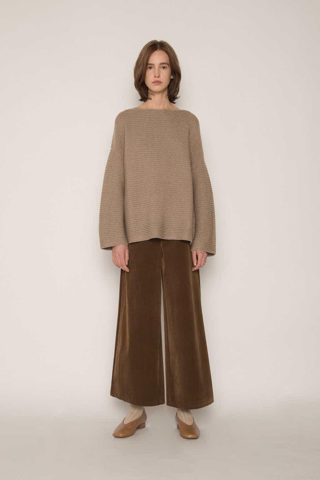 Sweater 1829 Beige 1