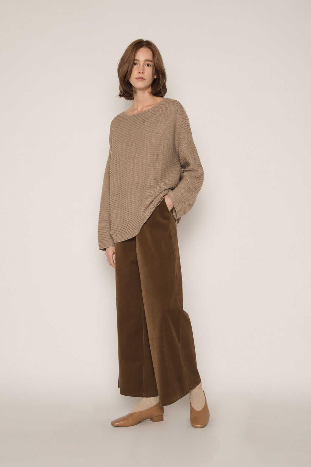 Sweater 1829 Beige 2