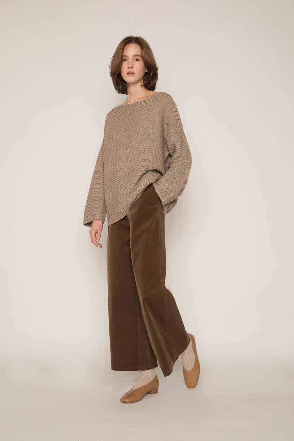 Sweater 1829 Beige 3