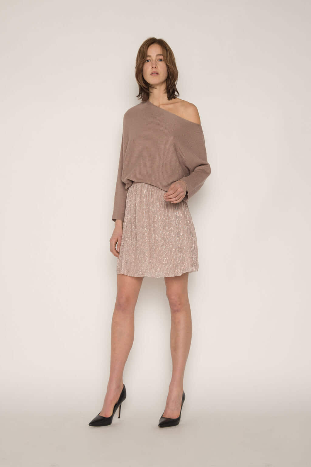 Sweater 1830 Taupe 2