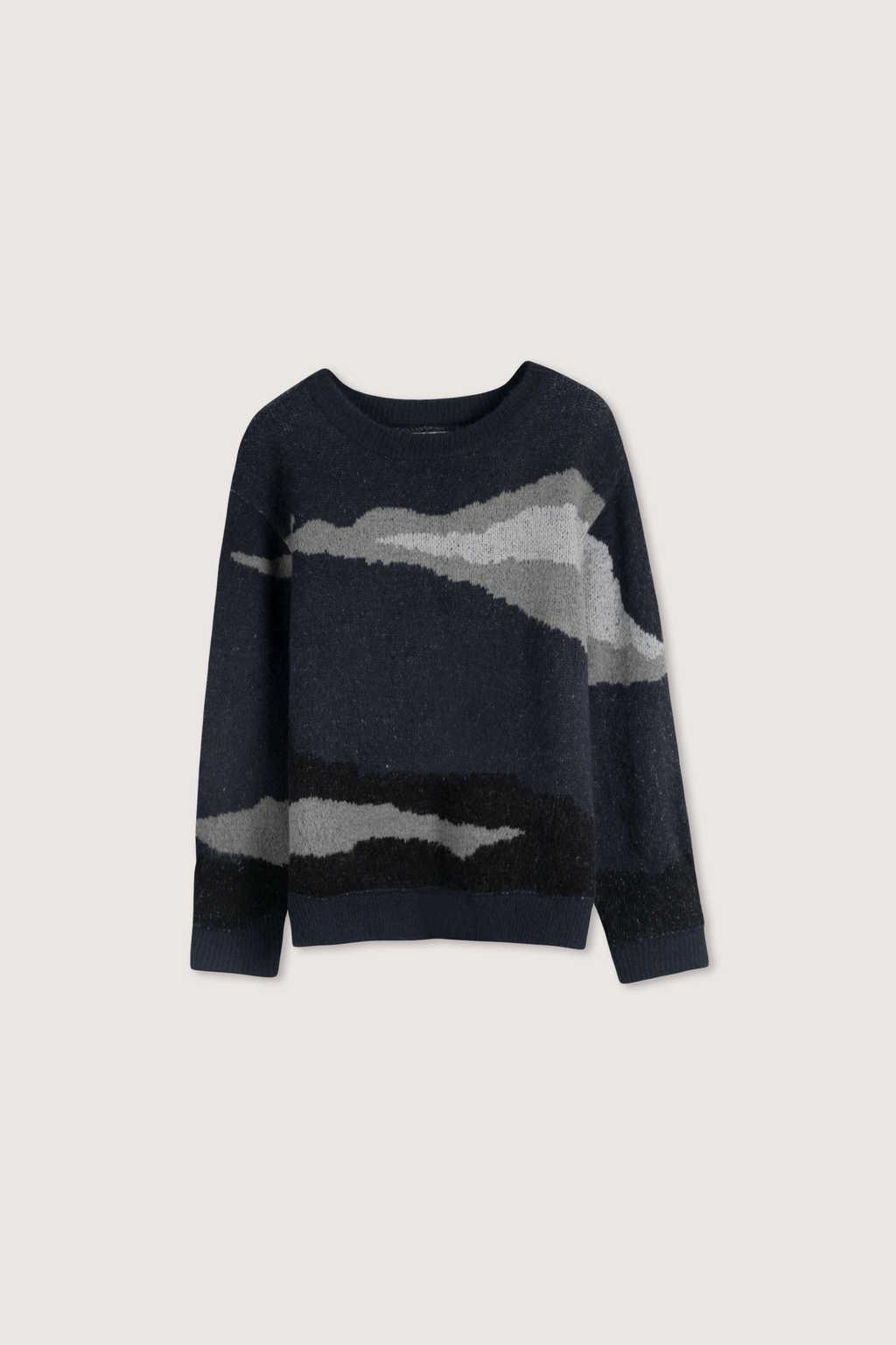 Sweater 1954 Navy 2