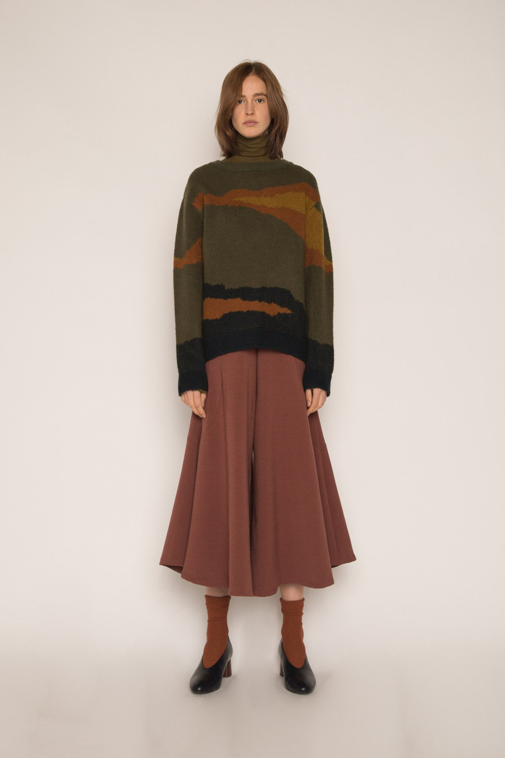 Sweater 1954 Olive 4
