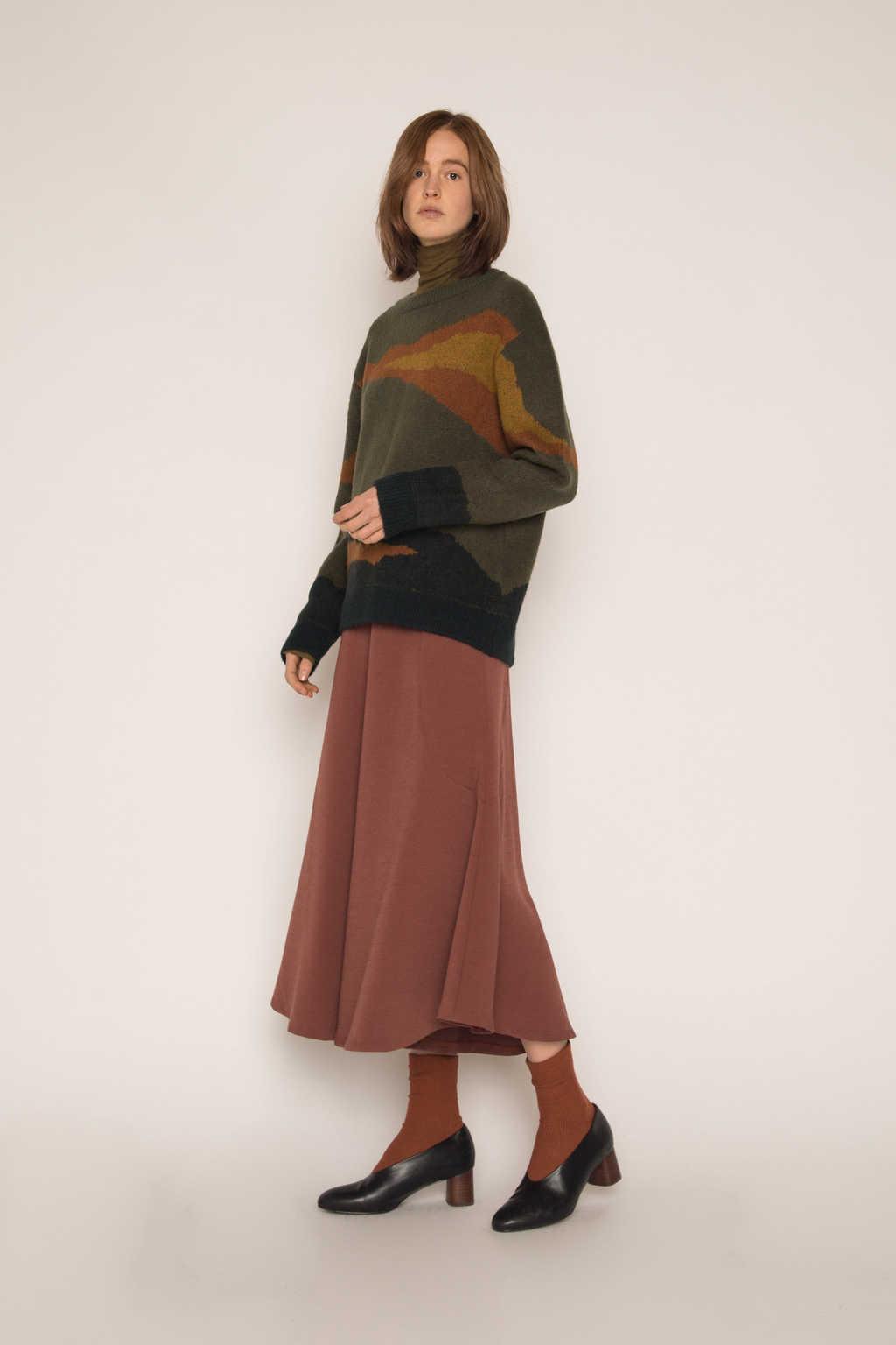 Sweater 1954 Olive 6