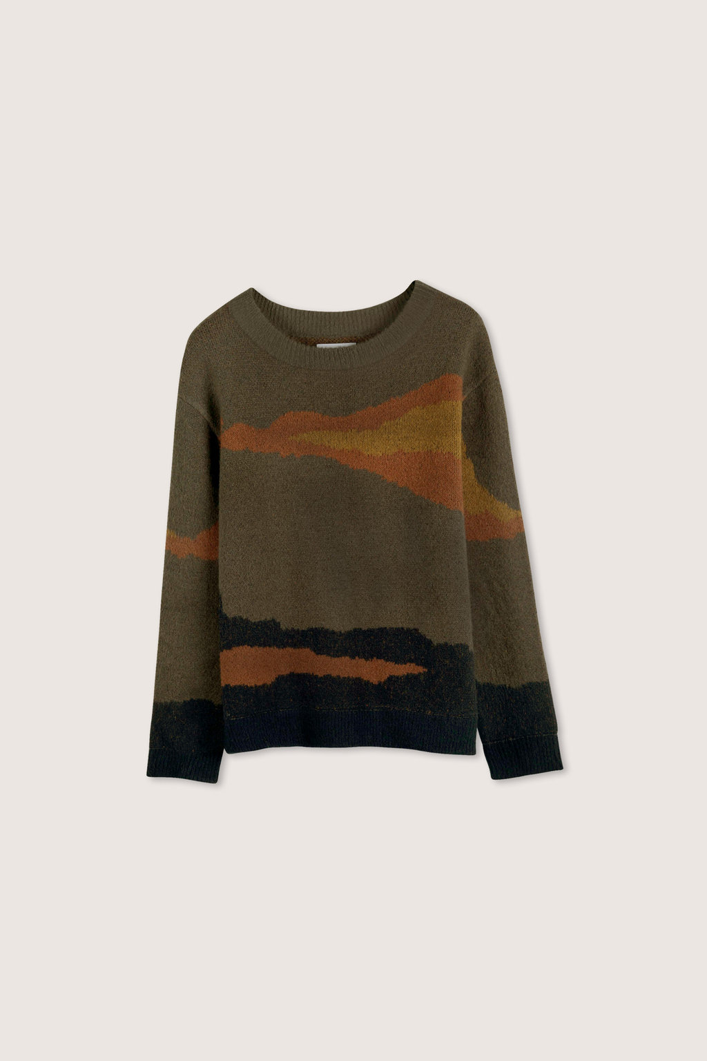 Sweater 1954 Olive 8