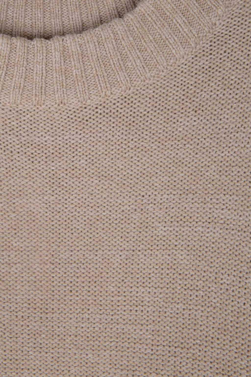 Sweater 2107 Heather Beige 6