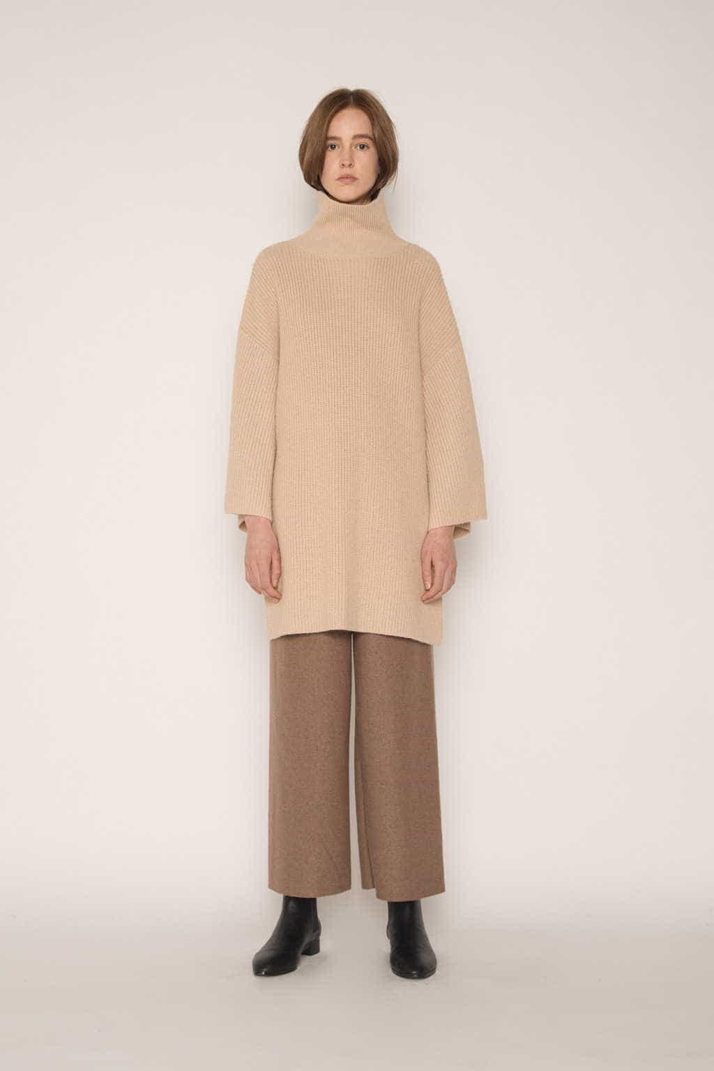 Sweater 2287 Beige 2