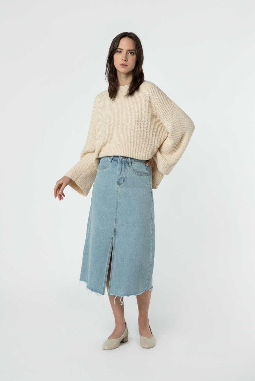 Sweater 2318 Cream 2