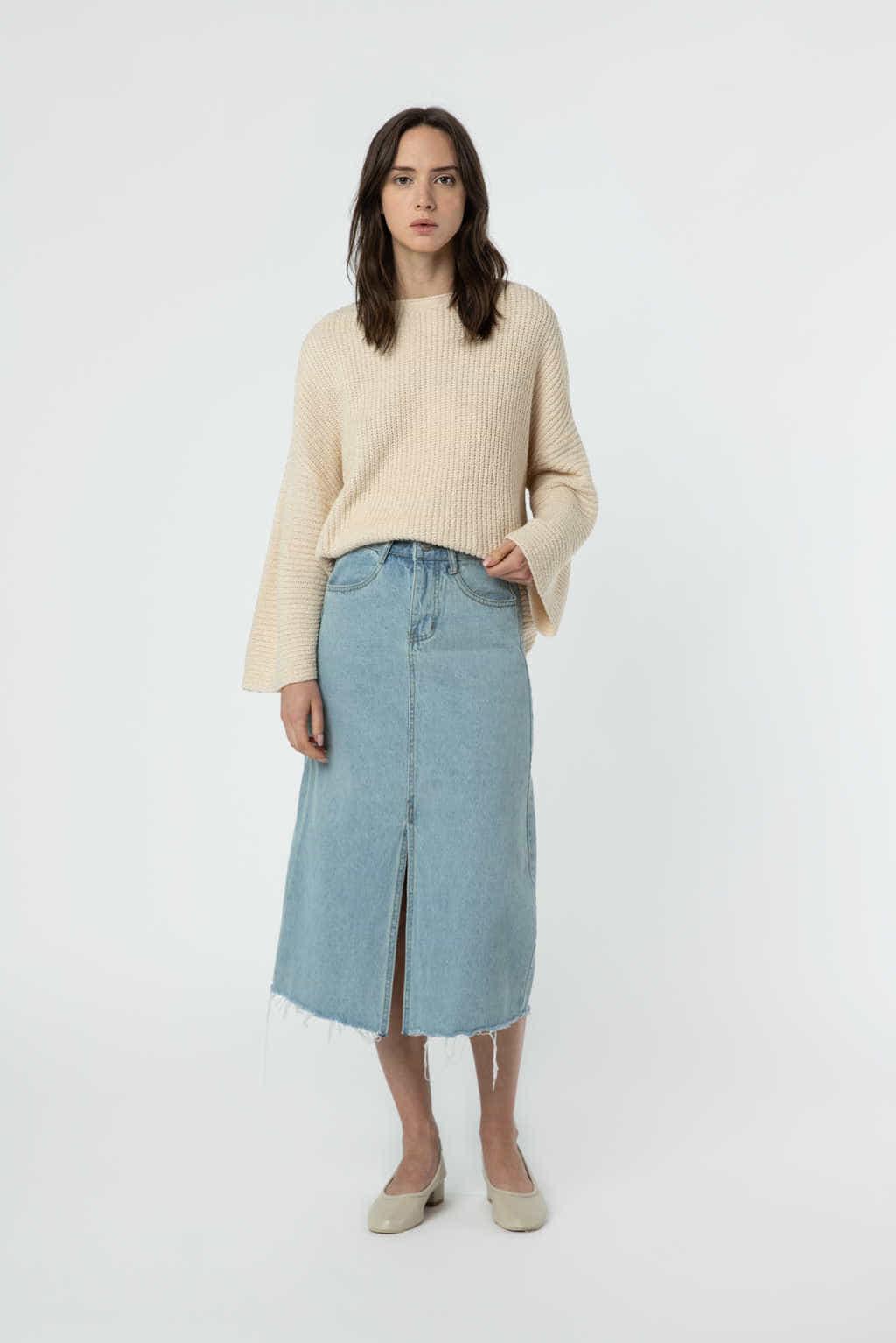Sweater 2318 Cream 4