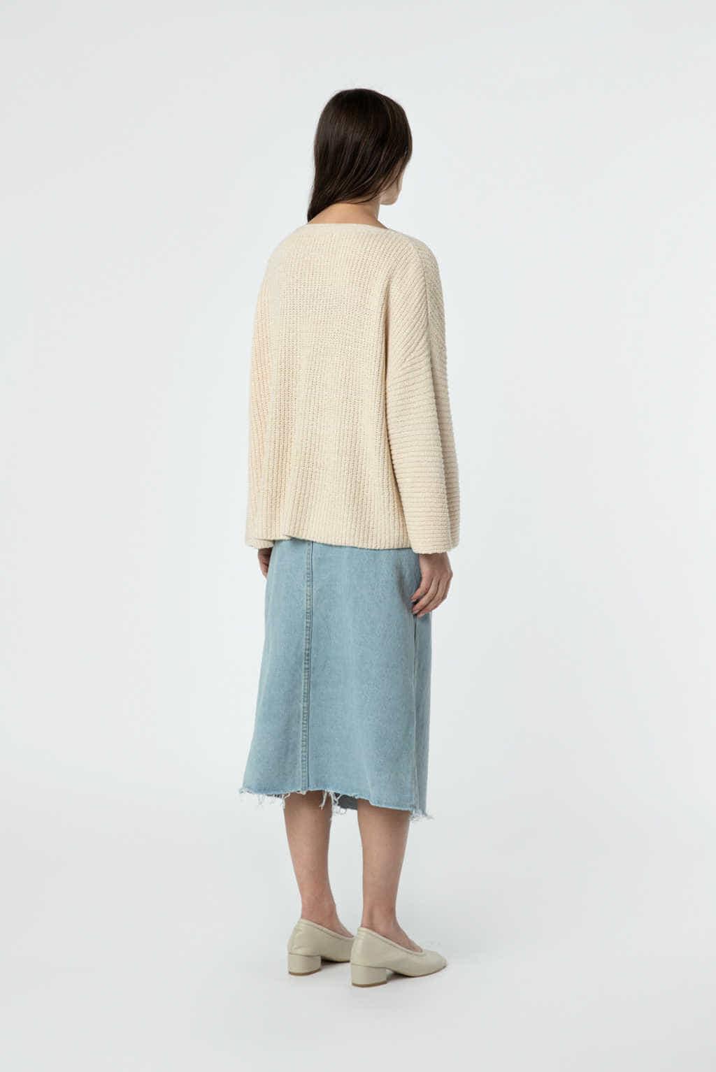 Sweater 2318 Cream 5