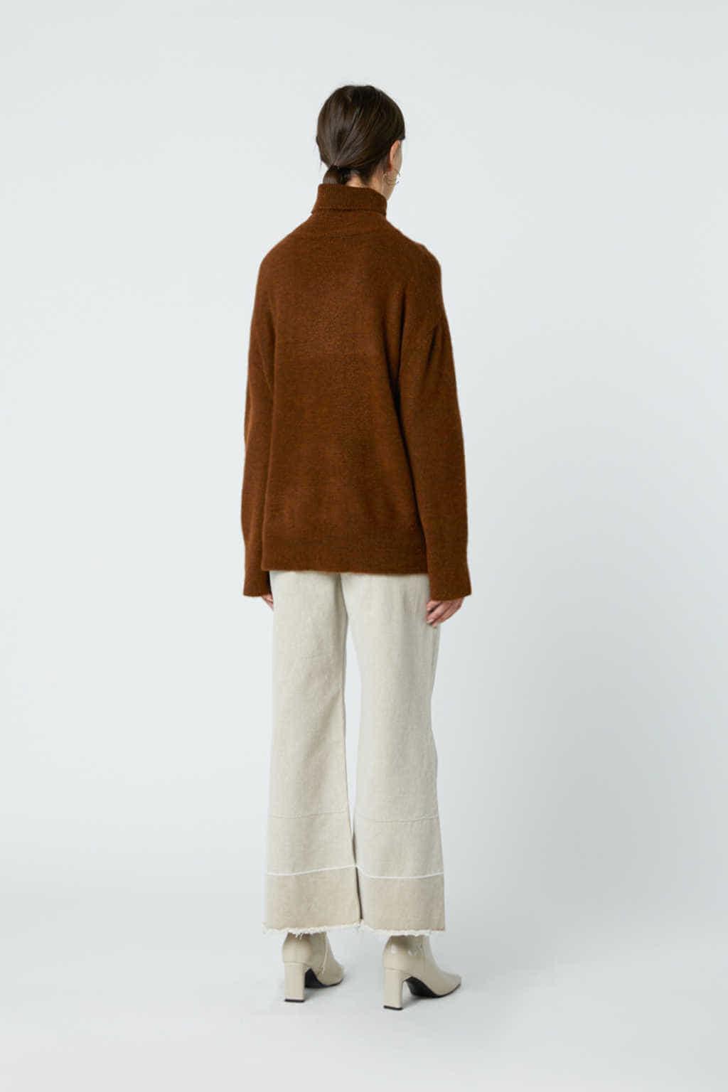 Sweater 24062018 Brown 7