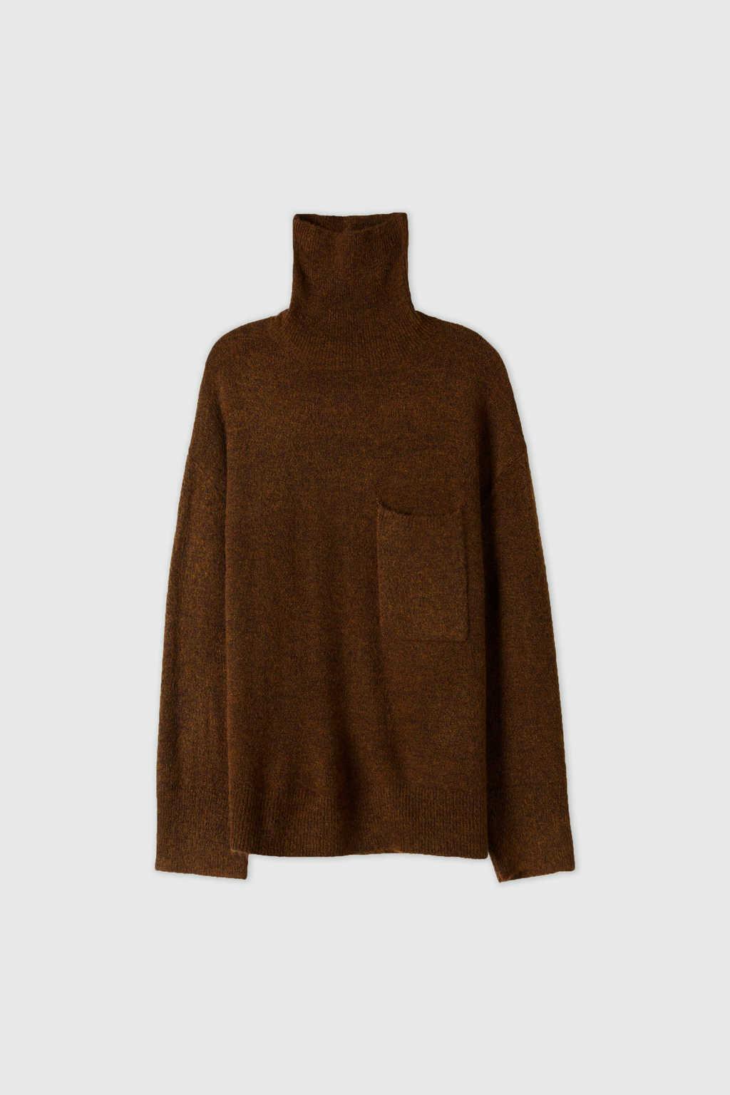 Sweater 24062018 Brown 8