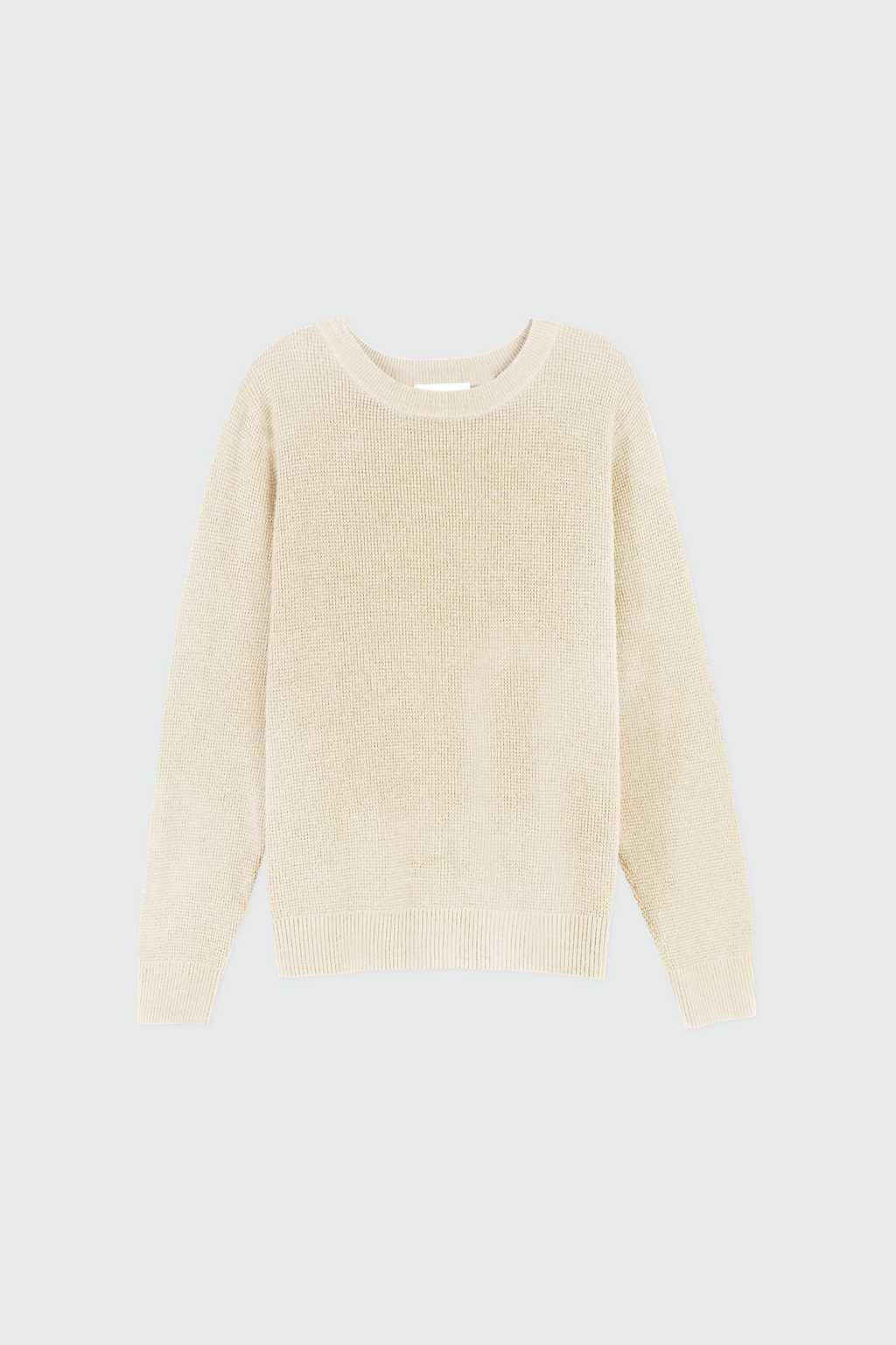 Sweater 24272019 Cream 15