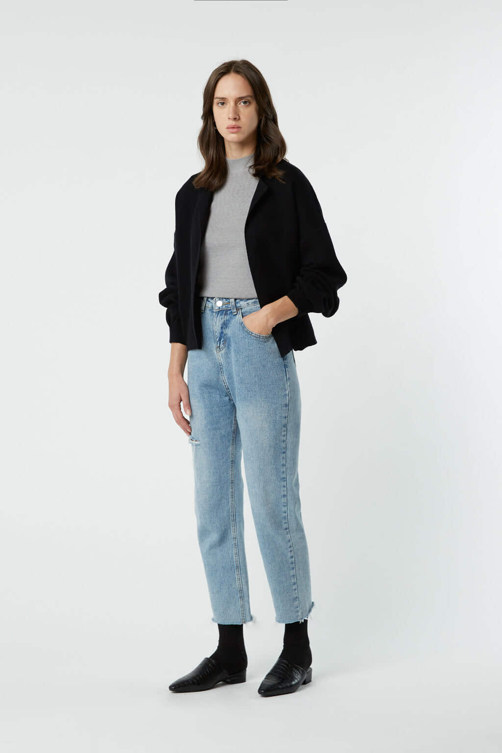 Sweater 2470 Black 2