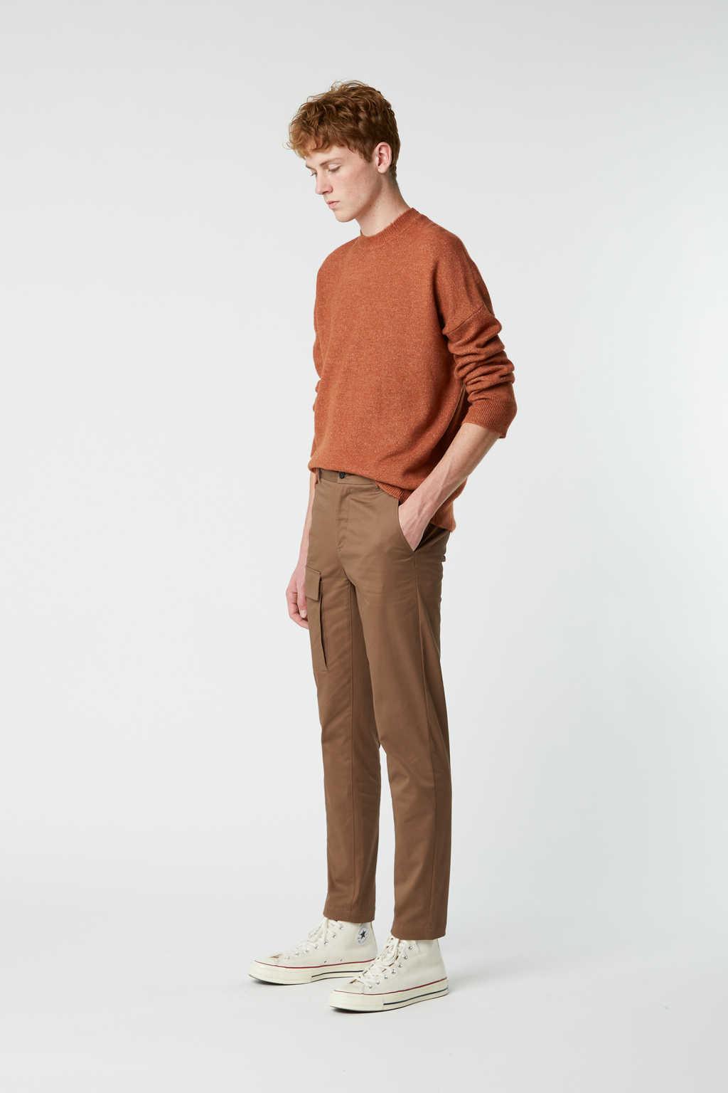 Sweater 2482 Rust 4