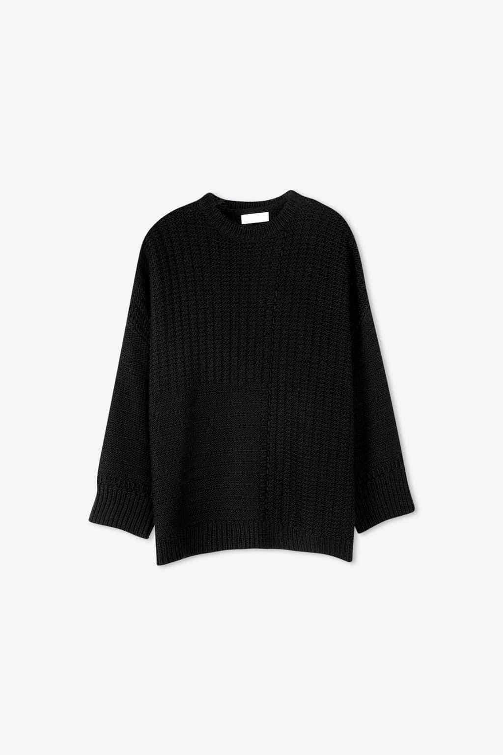 Sweater 2523 Black 7