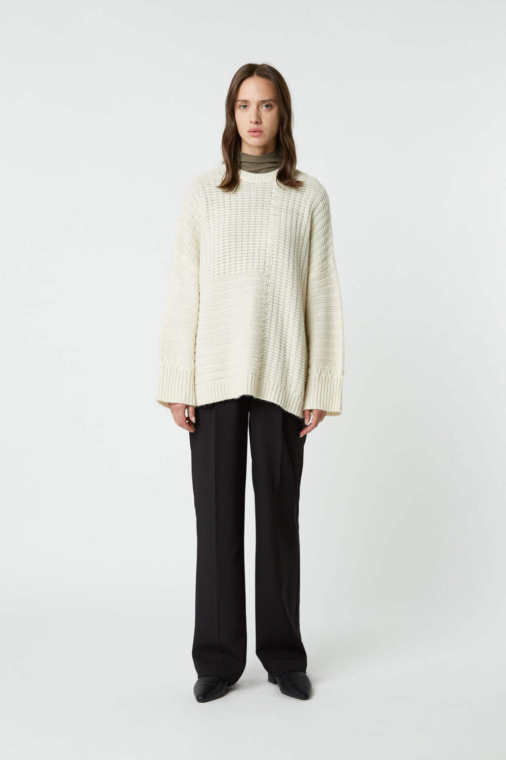 Sweater 2523 Cream 2