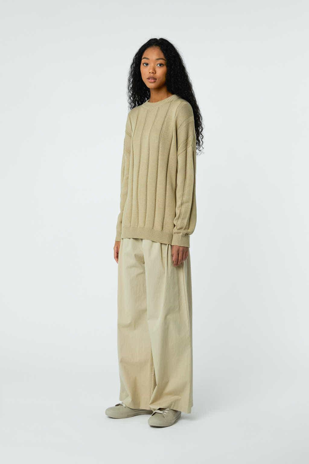 Sweater 2620 Beige 2
