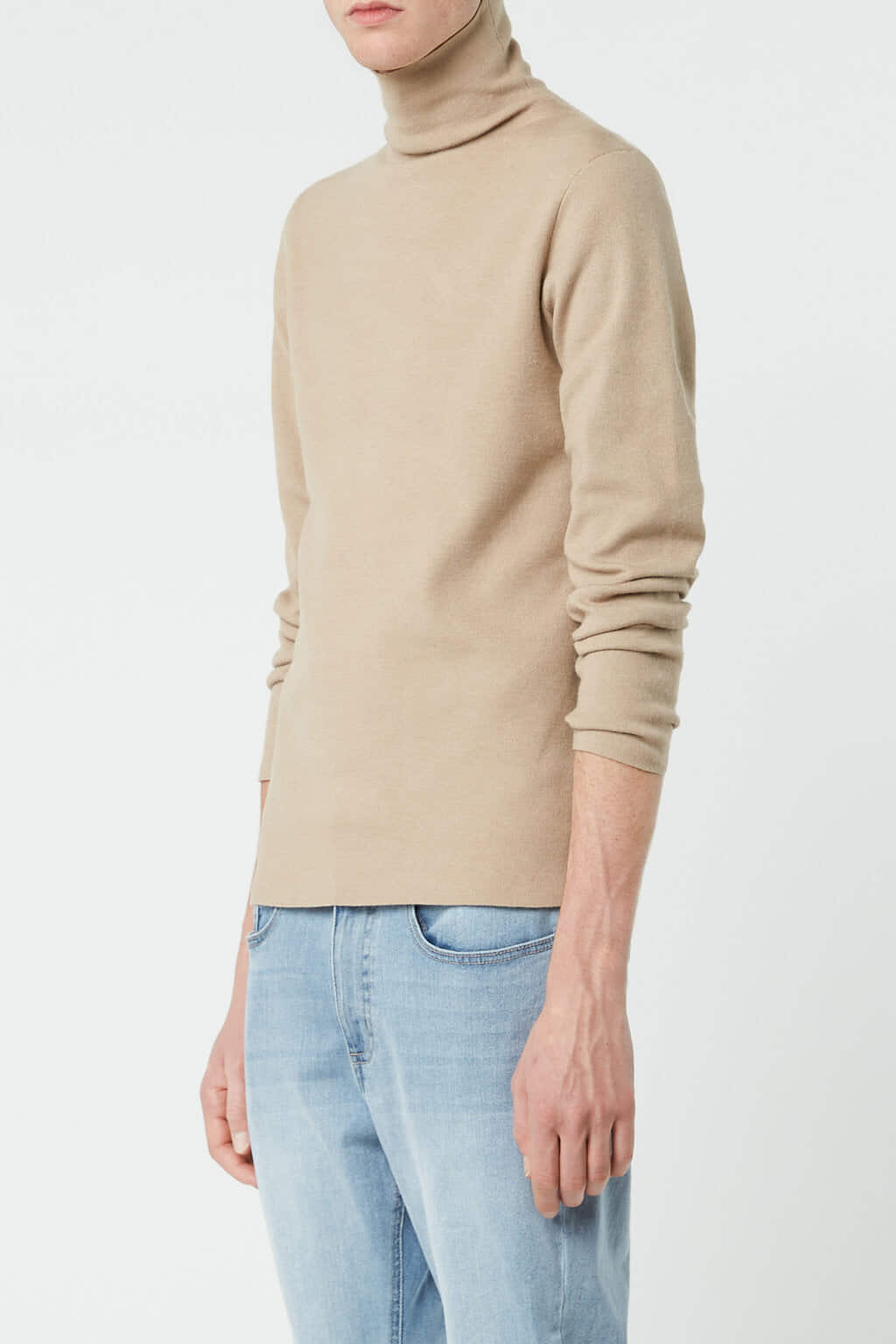 Sweater 2661 Camel 1