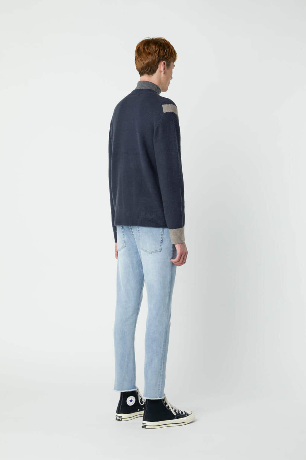 Sweater 2675 Navy 4