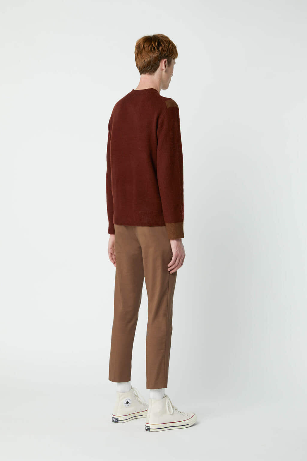 Sweater 2675 Wine 10