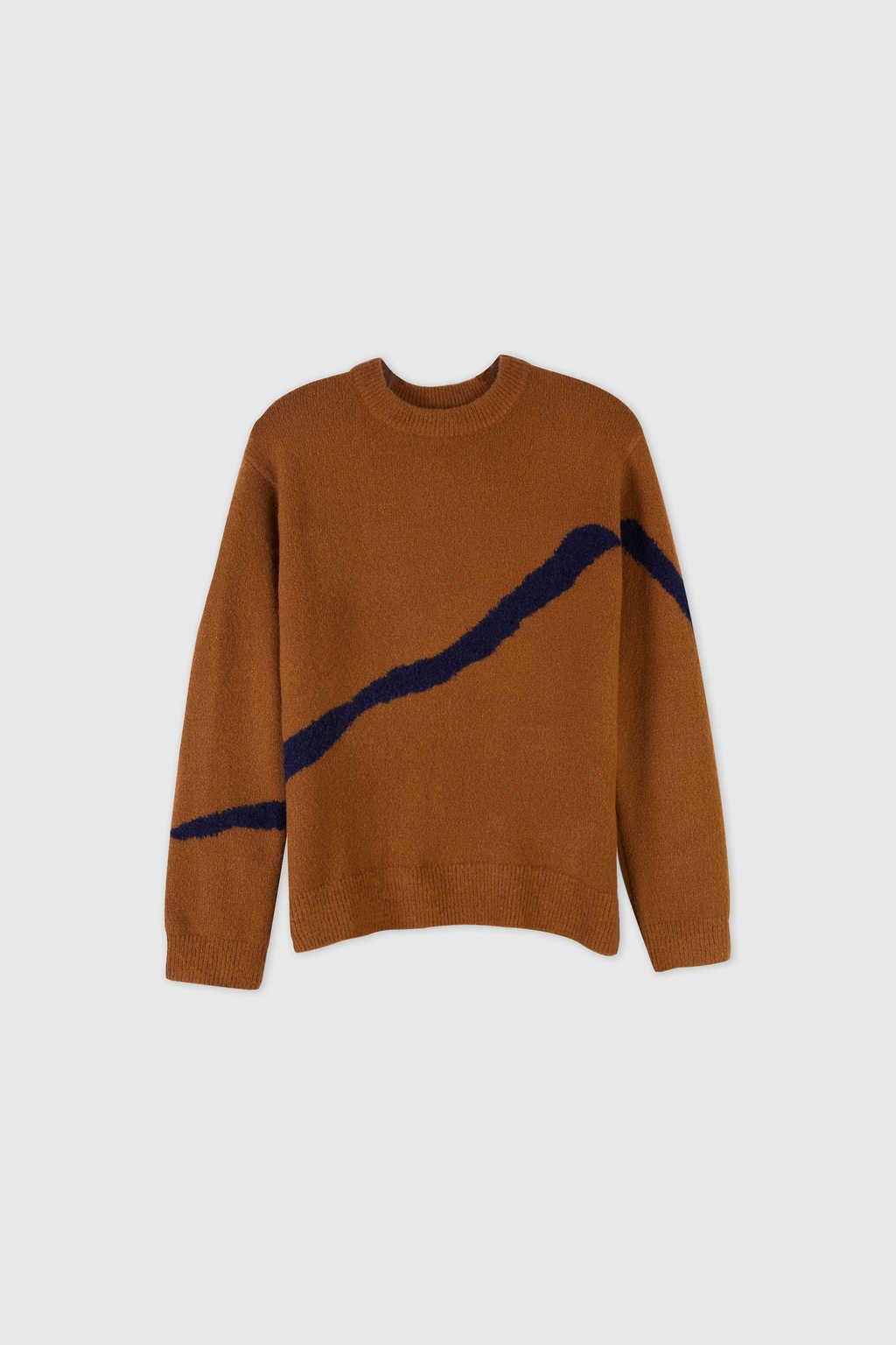 Sweater 2710 Mustard 10