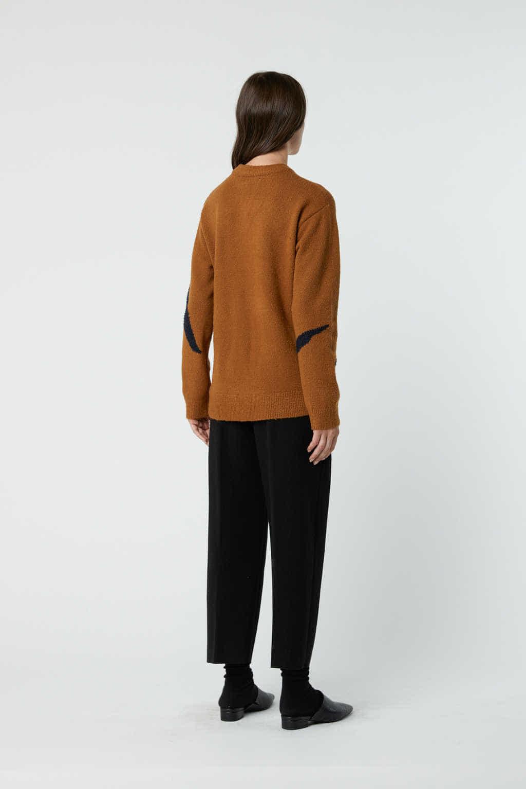 Sweater 2710 Mustard 4