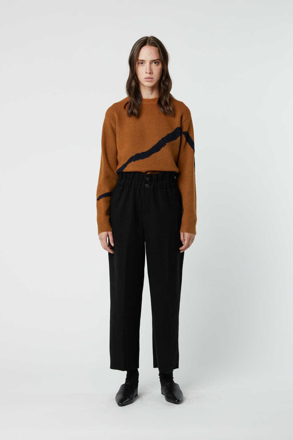 Sweater 2710 Mustard 7