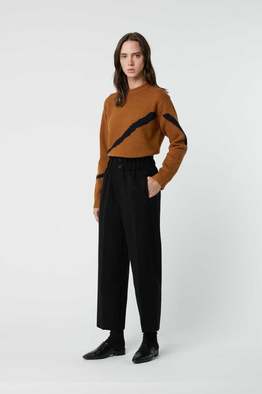 Sweater 2710 Mustard 8