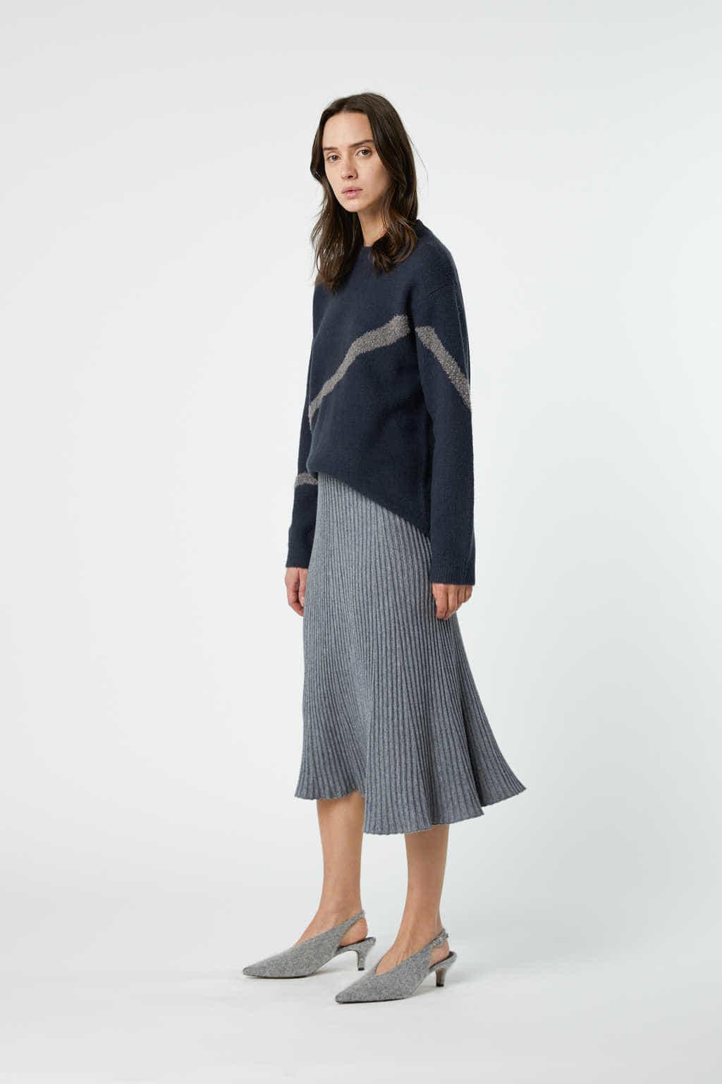 Sweater 2710 Navy 3