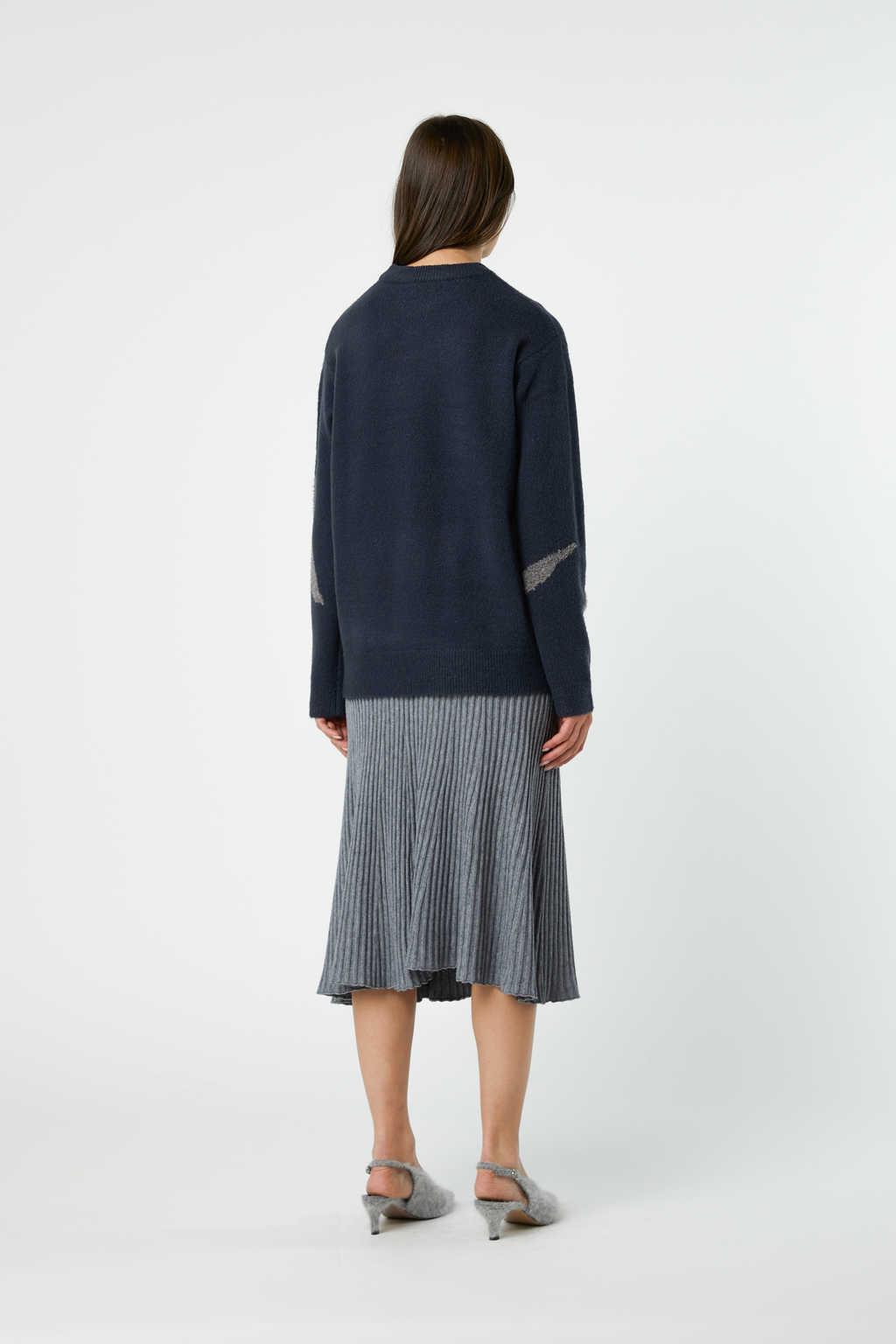 Sweater 2710 Navy 4