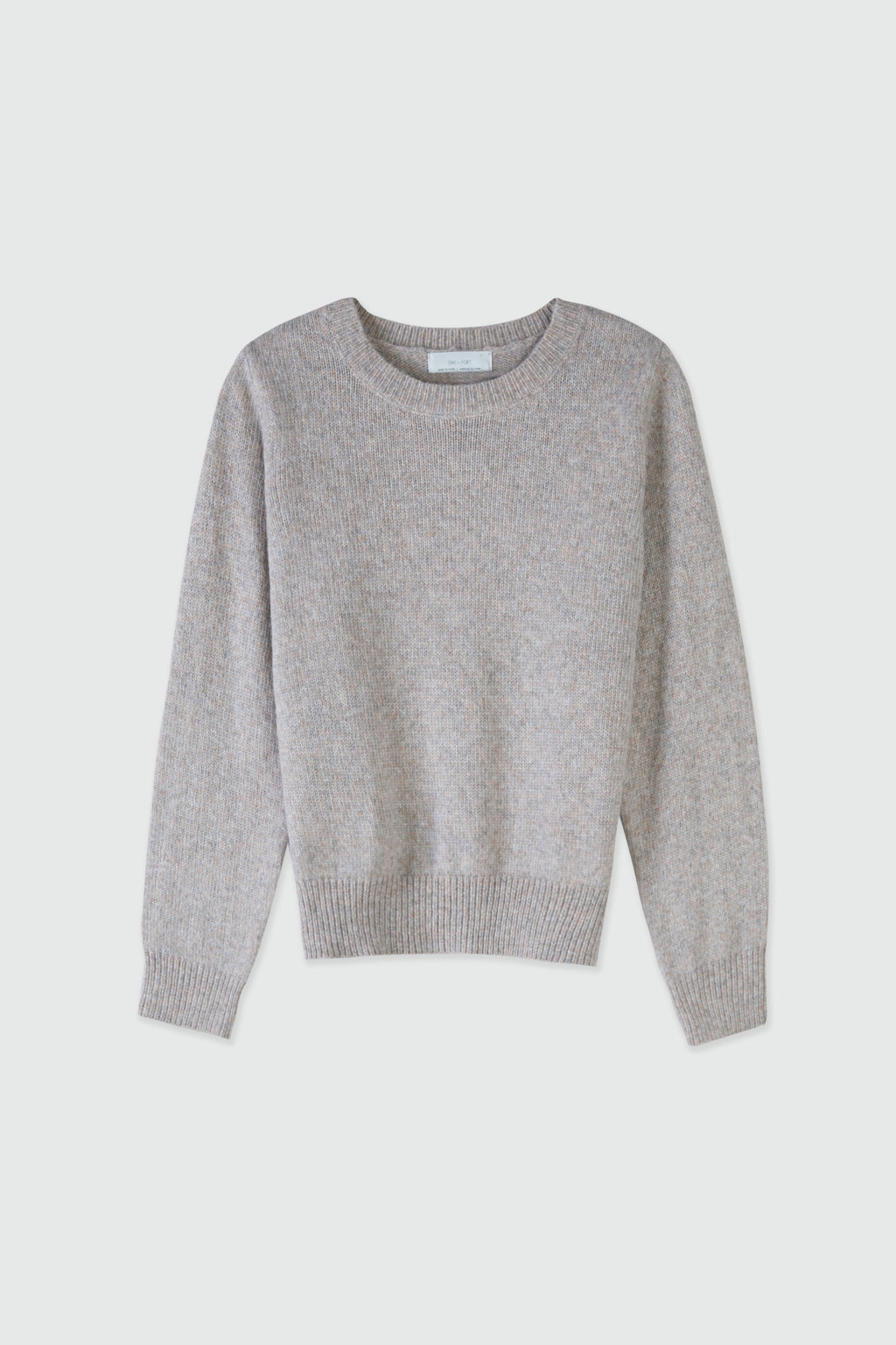 Sweater 2763 Oatmeal 5