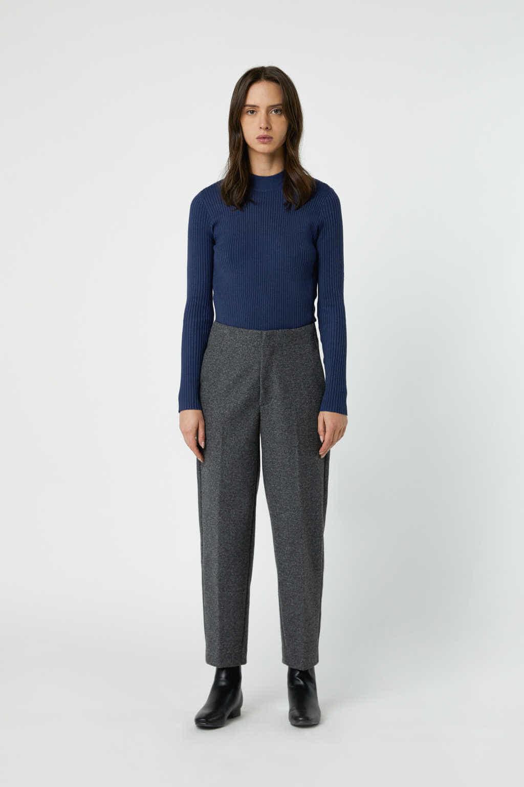 Sweater 2768 Blue 4