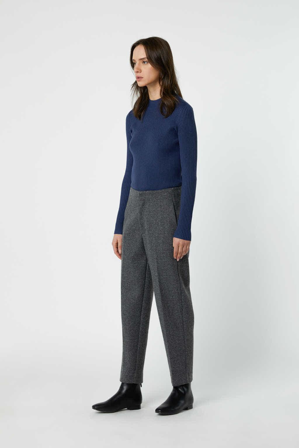 Sweater 2768 Blue 5