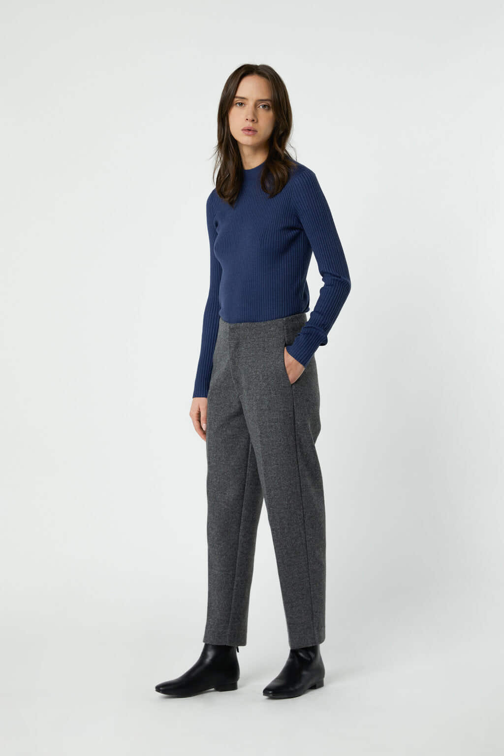 Sweater 2768 Blue 6