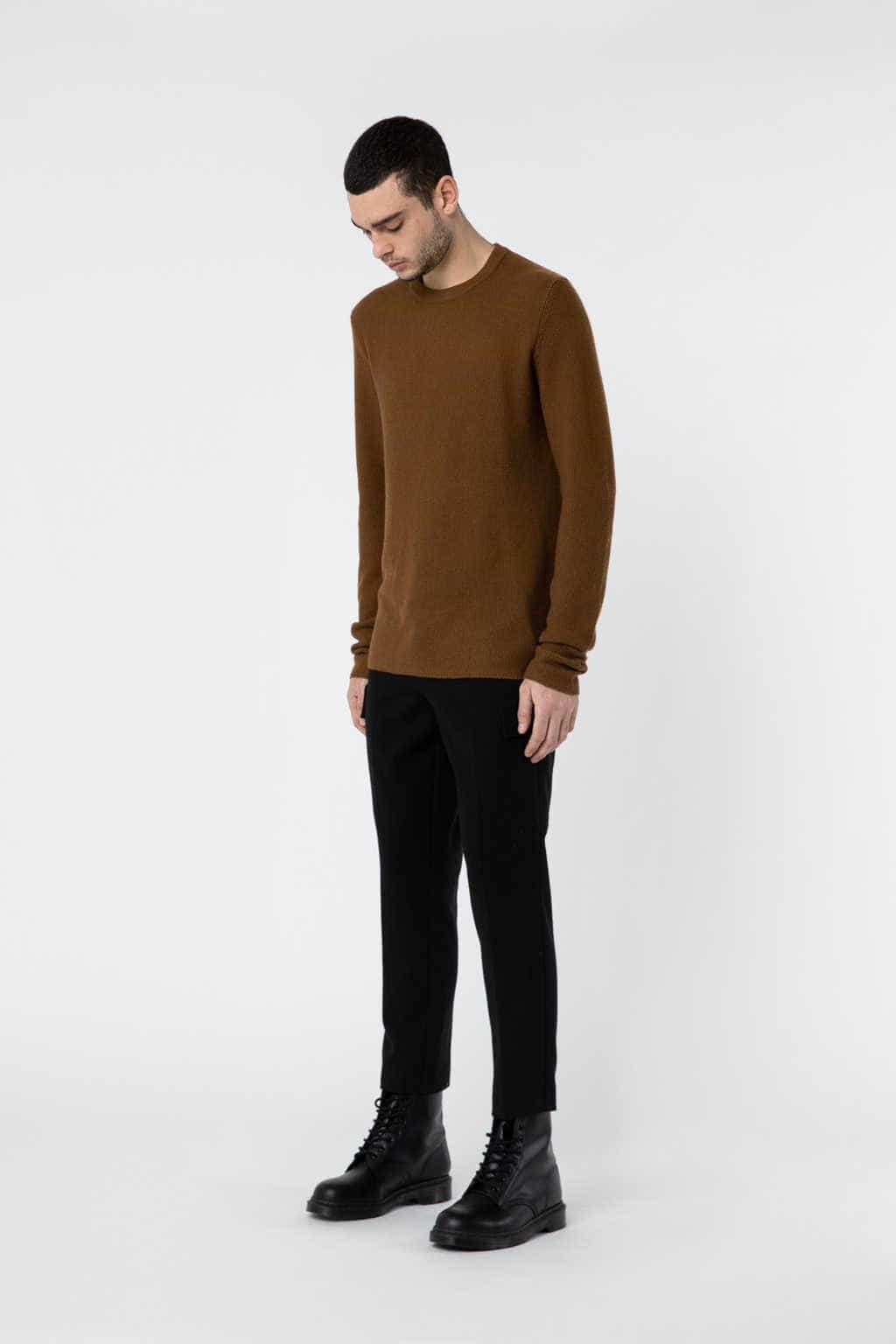 Sweater 2849 Brown 3