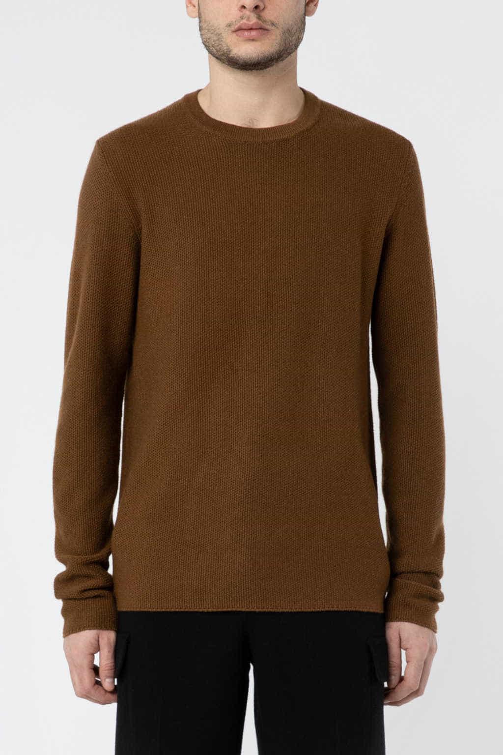 Sweater 2849 Brown 4